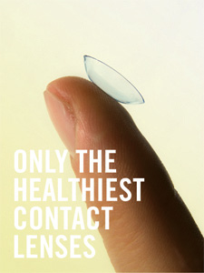 Only the Healthiest Contacts