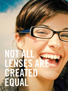 Not All Lenses are Created Equal
